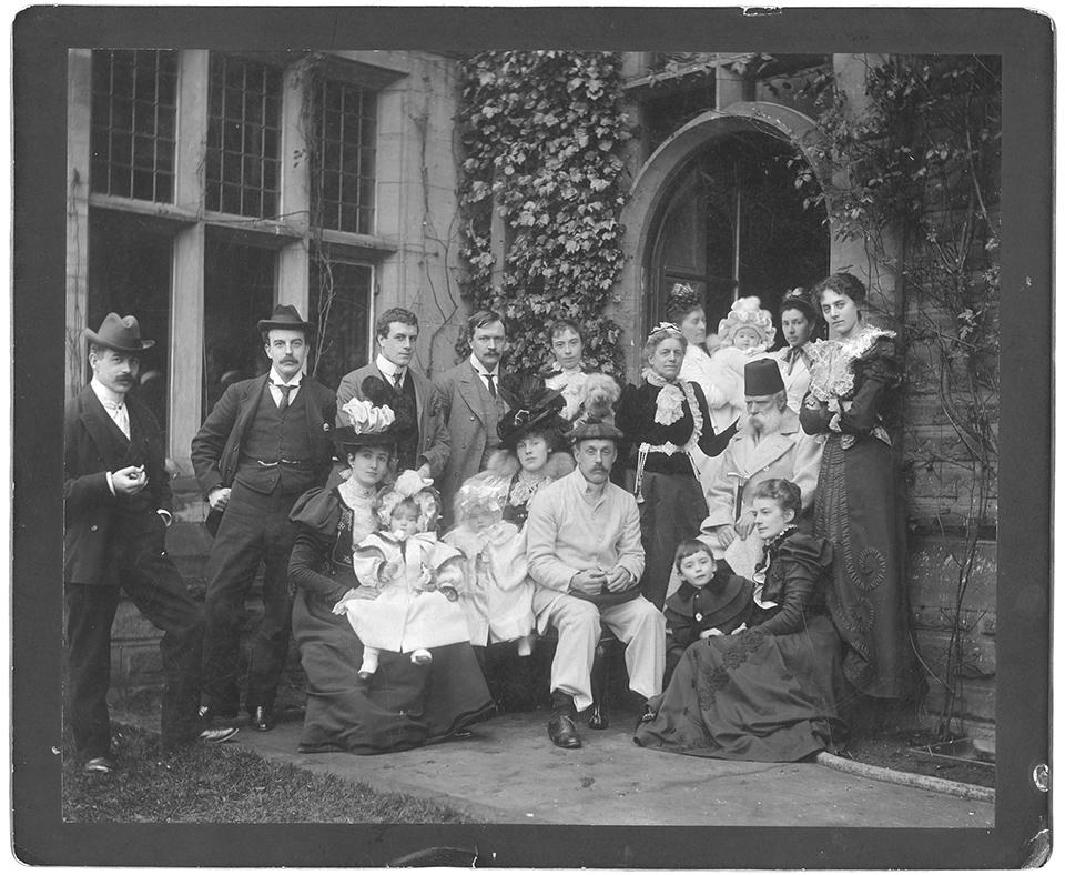 The Family at Jesmond Dene House
