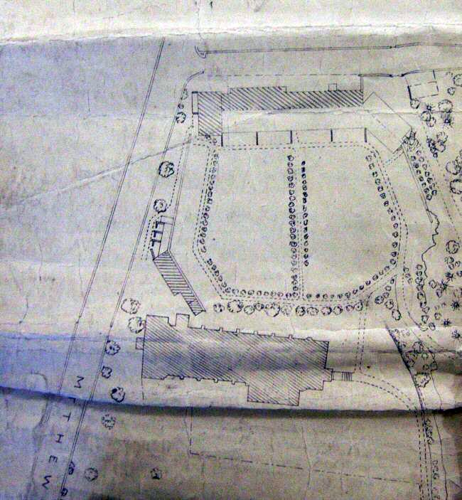 Plan D Ground plan 1946